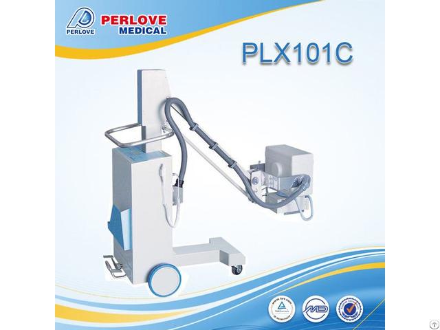 Mobile X Ray Equipment Plx101c With Monoblock Generator