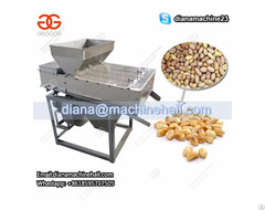 Automatic Roasted Peanuts Peeler Machine