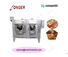 Peanut Roasting Machine Groundnut Drying Equipment