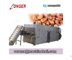Cashew Nut Roaster Machine Hazelnut Roasting Equipment