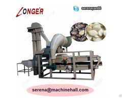 Melon Seed Shelling Hulling Machine