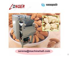 Wet Almond Skin Removing Machine