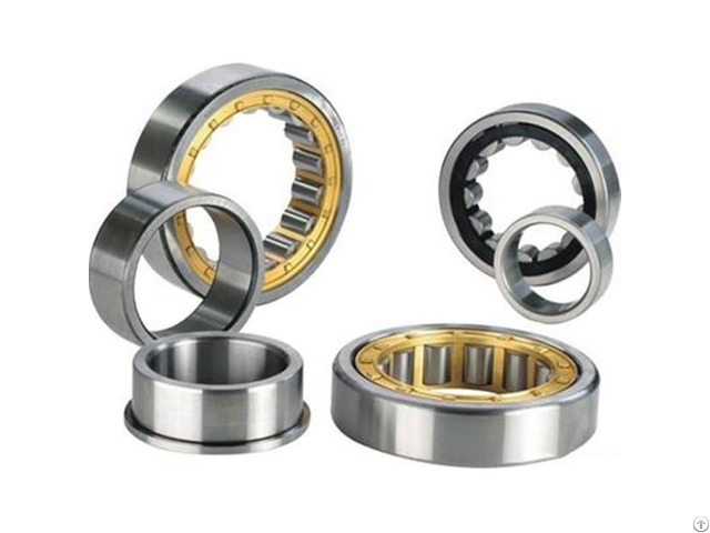 Skf Nu319ecj Cylindrical Roller Bearing 95 200 45 Mm