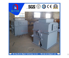 High Quality Cxj Dry Powder Magnetic Separator For Sale