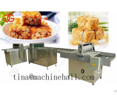 Peanut Candy Bar Making Machine