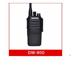 Dm 900 Digital Dmr Tdma Ip66 Dual Mode 5w Radio