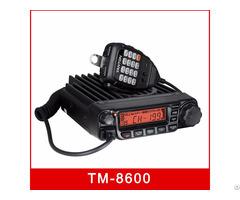 Tm 8600 Vhf Uhf Vehicle Walkie Talkie Sctembler