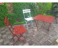Folding Outdoor Furniture For Garden