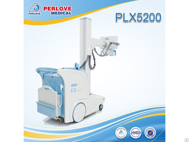 Digital X Ray Equipment Plx5200 With Portable Fpd