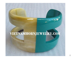 Handmade Horn Bracelet