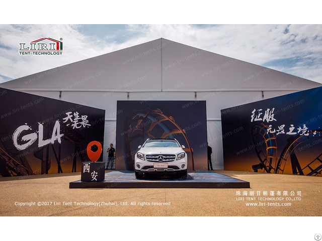 Car Show Marquees Tent For Exhibition