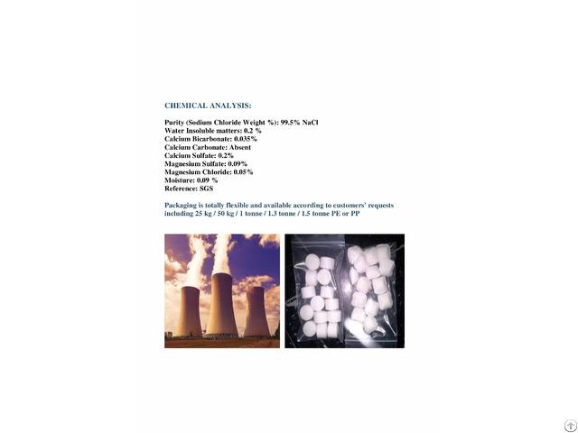 Softener Salt Tablet