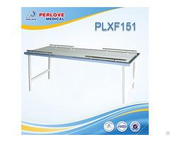 Fluoroscopy X Ray Machine Bed Cost Plxf151
