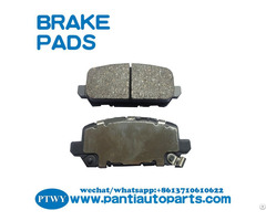 Front And Back Brake Pads In Factory Price 43022 T2j H00