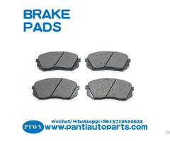 Good Price Brake Pads 58101 1da00 For Hyundai Ix35