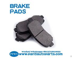 Brake Pads Parts 58101 1fe00 For 2013 Hyundai Sonata