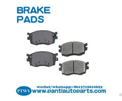 Brake Pads 32006220 For Subaru Rear Carbon Fiber