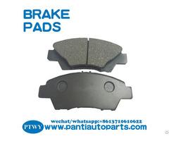 Auto Brake Pad Manufacture Oem Toyota 04465 0k290