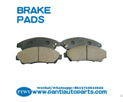 Best Rated Brake Pads 43022 Stx A00 For Accord