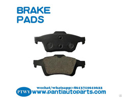 Bpyk 26 48za For Ford Brake Pads Aftermarket Auto Car Parts