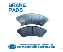Brake Pad Cost 88964099 For Buick Chevrolet Pontiac Saturn Front Remsa