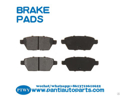 Brake Pad D1161 6e5z 2200 B For Mazda 6 From Cheap Auto Parts Online