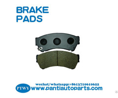 Brake Pads Gsyd 33 23za For Mazda 6 Replacement