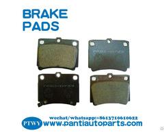 Disc Brake Pad Mn 102 626 For Mitsubishi