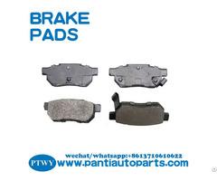 High Quality D564 7443 Brake Pad For Honda