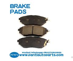 High Quality Super Quiet Brake Pads For Subaru Oem26296 Ag000