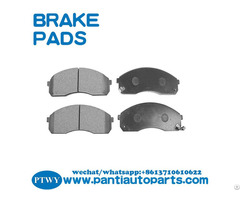 New Auto Brake Pad For 0k56a 33 23z