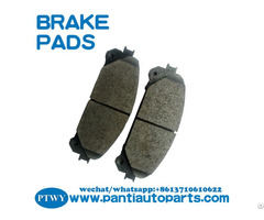 New Product 04465 0e010 Pad Brake With Good Price