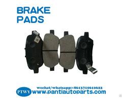 Rear Disc Brake Pad For Honda 06430 Sfe 000