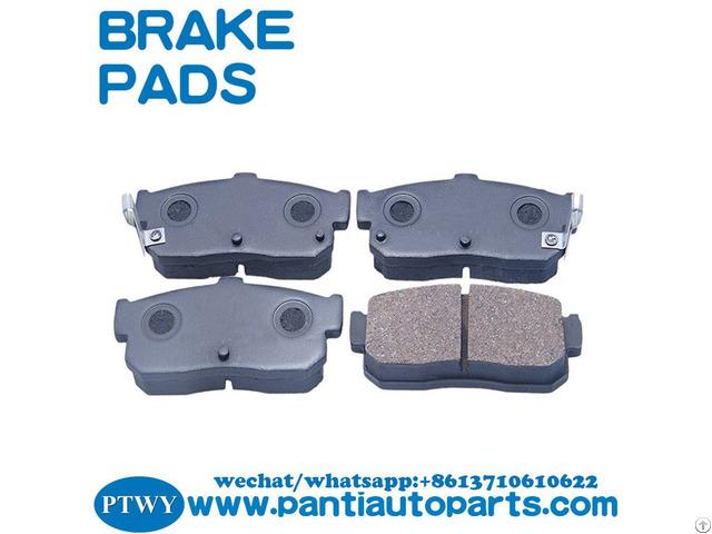 Rear Disc Brake Pads 44060 31u92 For Nissan