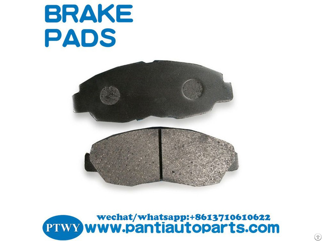 Replace Front Brake Pad Set 06450 S5d A01 From China Semi Metal Pads Factory