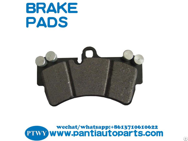 Vw Touareg Brake Pad 7l6 698 151 C