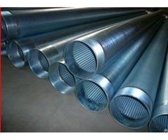 Stainless Steel Wedge Screen