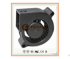 China Factory 50mm 5020 Dc 5volt 12volt 24volt 48volt Small Centrifugal Blower Fan 50x50x20