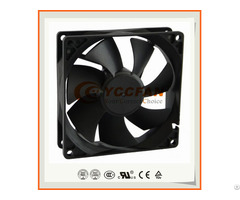 90mm 9225 24volt 48volt Dc Brushless High Cfm Samll Axial Cooling Fan 92x92x25
