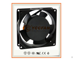 90mm 9225 115v 120v 220v 240 380v Ac Brushless Samll Axial Cooling Fan 92x92x25