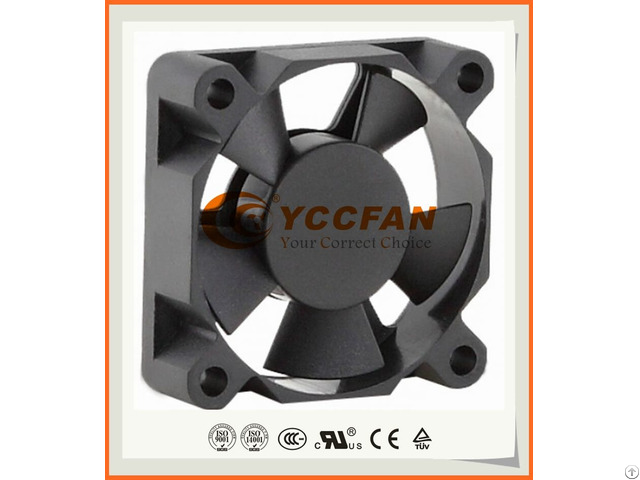 35mm 3510 3volt 5volt 12volt Brushless Micro Computer Dc Axial Cooling Fan 35x35x10