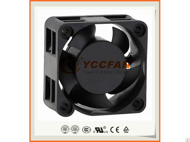 40mm 4020 40x40x20 Mm Mini Dc Brushless Axial Cooling Fan 3v 5v 9v 12v 24v