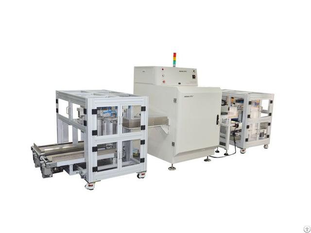 Li Polymer Square Battery Online X Ray Detection Machine Xg5100
