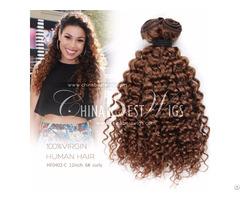 Curly 6# Bundles Of Hair