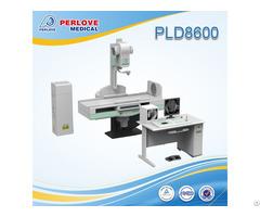 1000ma X Ray Radiography Fluoroscopy System Pld8600