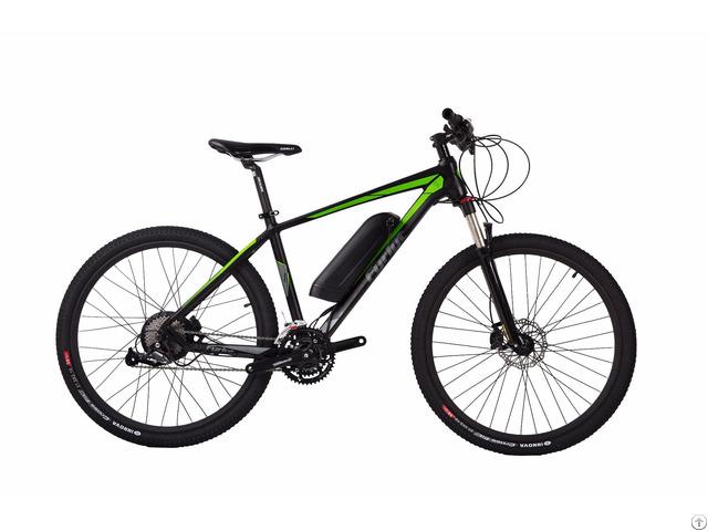 Electric Bike 27 5 Inch 350w 48v Bafang Rear Motor