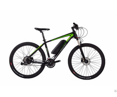Electric Bike 27 5 Inch 350w 48v Bafang Rear Motor