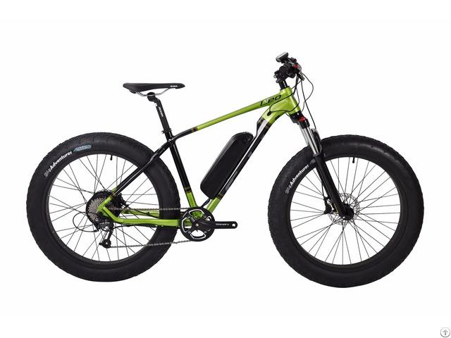 Fat Elecric Bike 26 4 0 500w