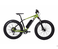 Fat Elecric Bike 26 4 0 500w