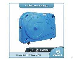 Fyrlyt Hrad Bike Box For Travel